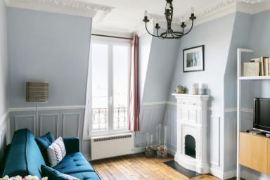 Appartement de charme au coeur de Paris - W382