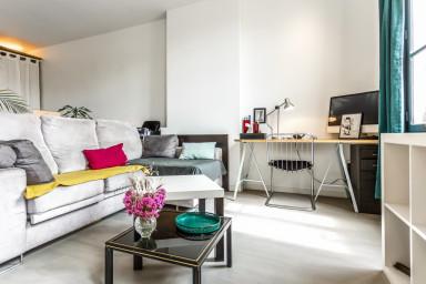 Appartement chaleureux au coeur de Marseille - W417