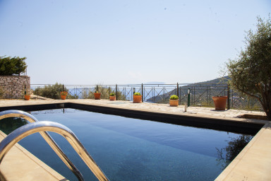 Villa Emma - Traditional Greek Villa with Panoramic View
