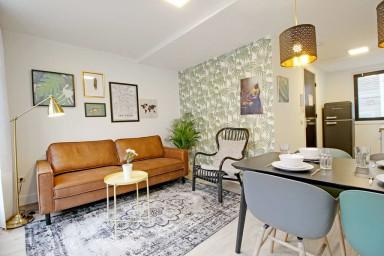 New 1st floor apartment Leidse Square