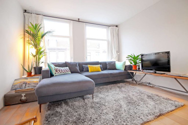 Vondelpark - luxurious, light. 4person apartment!