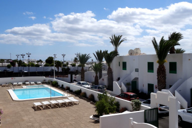 Apartment with shared pool in Puerto del Carmen