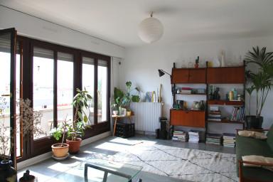 Studio spacieux et lumineux au cœur de Paris - W505