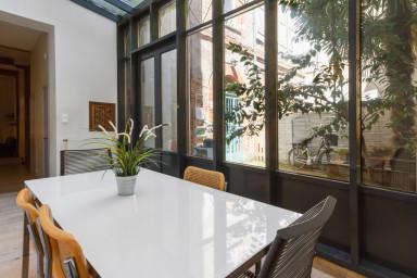 Hypercentre Toulouse, appartement 4 personnes avec véranda - W510