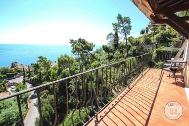 Appartement avec vue mer à couper le souffle dans hauteurs de St-Raphaël