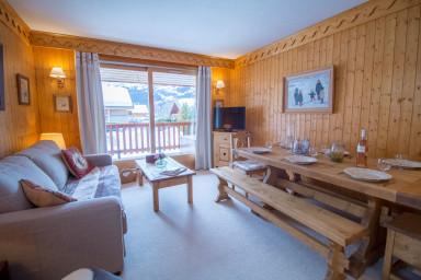 Beau 3 chambres Charmant et Confort à Meribel Village! / PROMO SKI!!