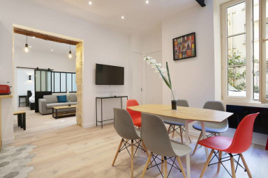 75m² 2-BDR / 3BR apartment - Higher Marais #4