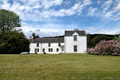 Garbity Farmhouse, Heart of Speyside