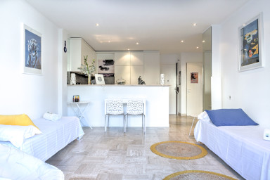IMMOGROOM - Terrace - A/C - 10min from the Palais - CONGRESS/BEACHES