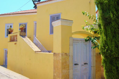 Villa Spetses 19th Century glamour! by JJ Hospitality