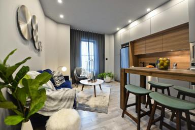Appartement 2 chambres à louer Rue Sainte-Catherine