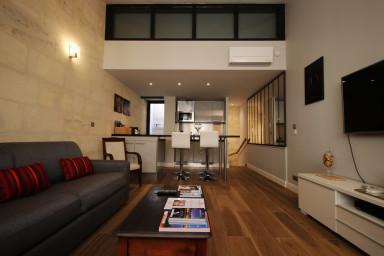 Duplex Luxe Air Conditionné St PAUL & Terrasse