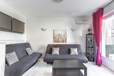 IMMOGROOM - Cannes Center - A/C -2 min from beaches - CONGRESS/BEACH