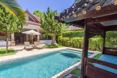 Perfect Culturally inspired 3 br Villa in Seminyak
