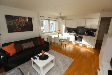 Sonderland Apartments - Platous gate 29-3 (Sleeps 7 - 2 BR)