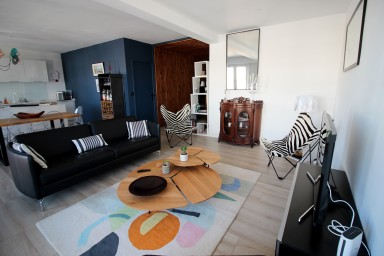 Biarritz│Appartement confortable et lumineux 4p ·  Parking