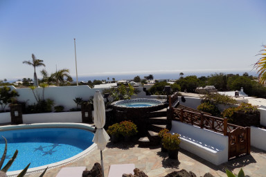 Finca Paraíso - Finest Villa with incredible views over Puerto del Carmen