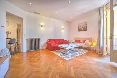 IMMOGROOM - 3*** - 9 min from Palais - 80m² - A/c - CONGRESS/BEACHES