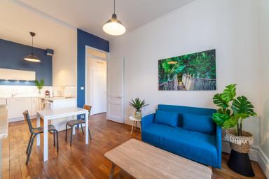 ❤️ Appartement de charme à Jean Macé ❤️