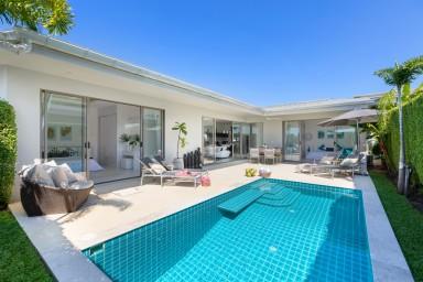 Superbe villa de luxe au coeur de Koh Samui !