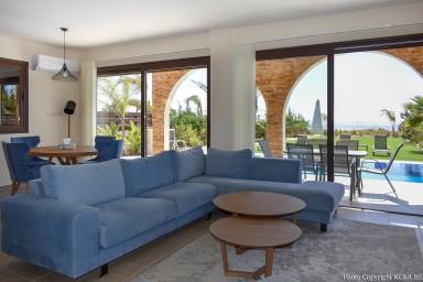 Nirvana Seafront Villa