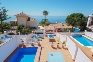 Nerja Paradise Rentals - Villa Dos Ardillas