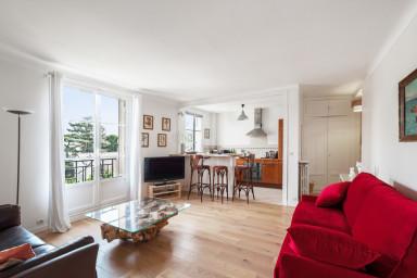 Appartement de charme, proche Roland-Garros, Parc des Princes et Paris XVI