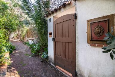 Bas de Maison avec jardin à moins de 600m des plages de Juan les Pins