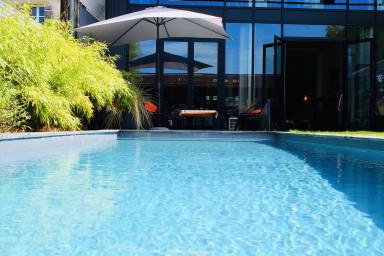 Havre de paix avec piscine Bordeaux centre