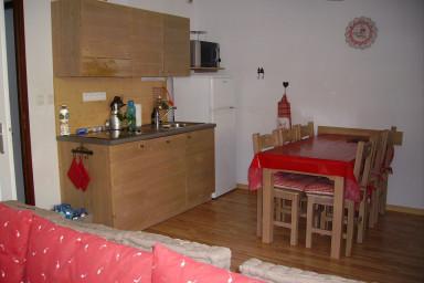 Appartement tout équipé dans Résidence récente - N°12 La Meije Blanche