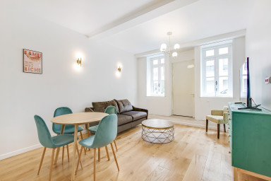 A Trendy 1BR apartment in Saint Germain