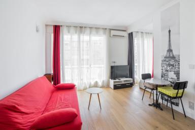 Comfortable studio in the heart of Nice - W334
