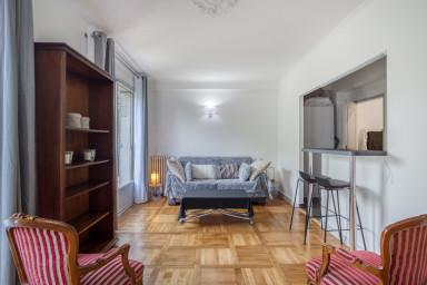 Bail mobilité -  Appartement à 10 min à pied de l'arc de Triomphe