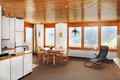 Mountain-apartment in Albinen