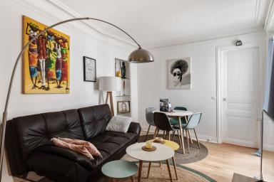Appartement cozy proche Tour Eiffel et Champs-Elysées à Paris - Welkeys