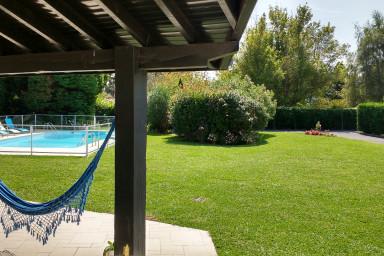 Aux portes de Biarritz, belle maison familiale, 5/6 ch, piscine, jardin