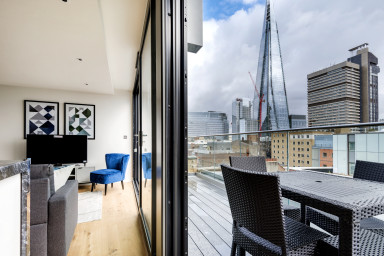 LONDON BRIDGE SUITES Amazing Duplex with a View