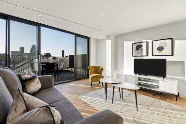 LONDON BRIDGE SUITES Amazing Duplex with terrace