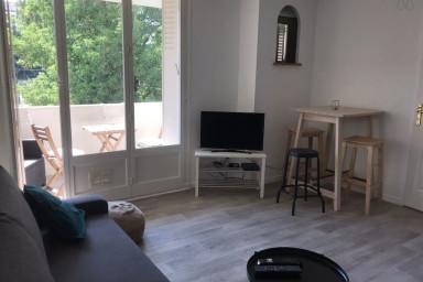 Appartement Cosy à Annecy le Vieux avec Balcon