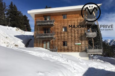 CHAMROUSSE Les villages du Bachat - WELLNESS AREA. For  4 #E5