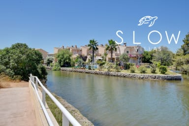 Alcudia House with sea and lake views in 2 minutes from the beach