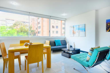 furnished apartments medellin - Nueva Alejandria 407