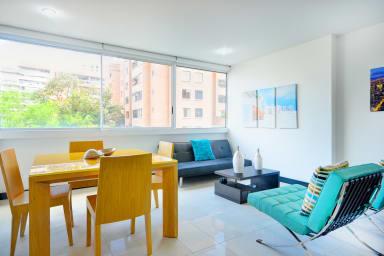 furnished apartments medellin - Nueva Alejandria 407