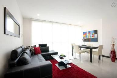 furnished apartments medellin - Nueva Alejandria 703