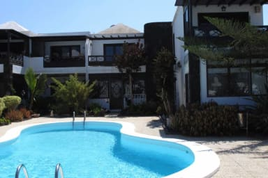 Lovely holiday apartment in a small complex in Puerto del Carmen.