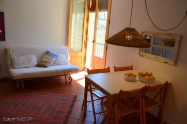 Rambla G - Quiet apartment ideal for Corporate travelers and monthly stays