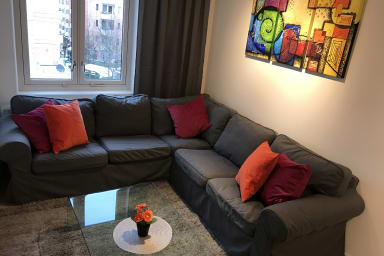 Sonderland Apartments - Smalgangen 19  (Sleeps 8 - 4 BR)