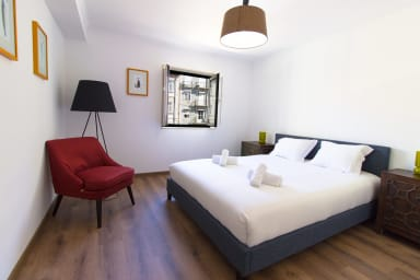 Appartement moderne à Intendente