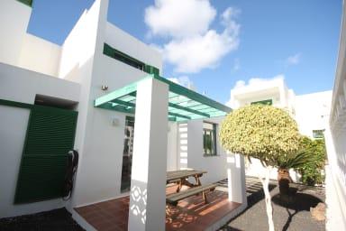 Casa de vacaciones Casa Mailanzaisla en Costa Teguise