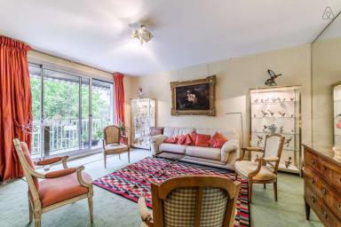 Appartement confortable avec balcon - Trocadéro